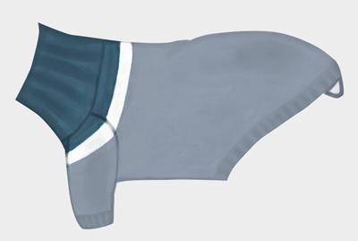 Otello. Hunde-Pullover Zelos